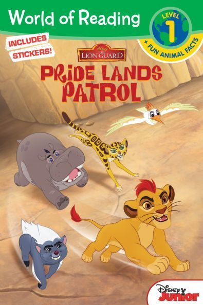 The Lion Guard: Pride Lands Patrol