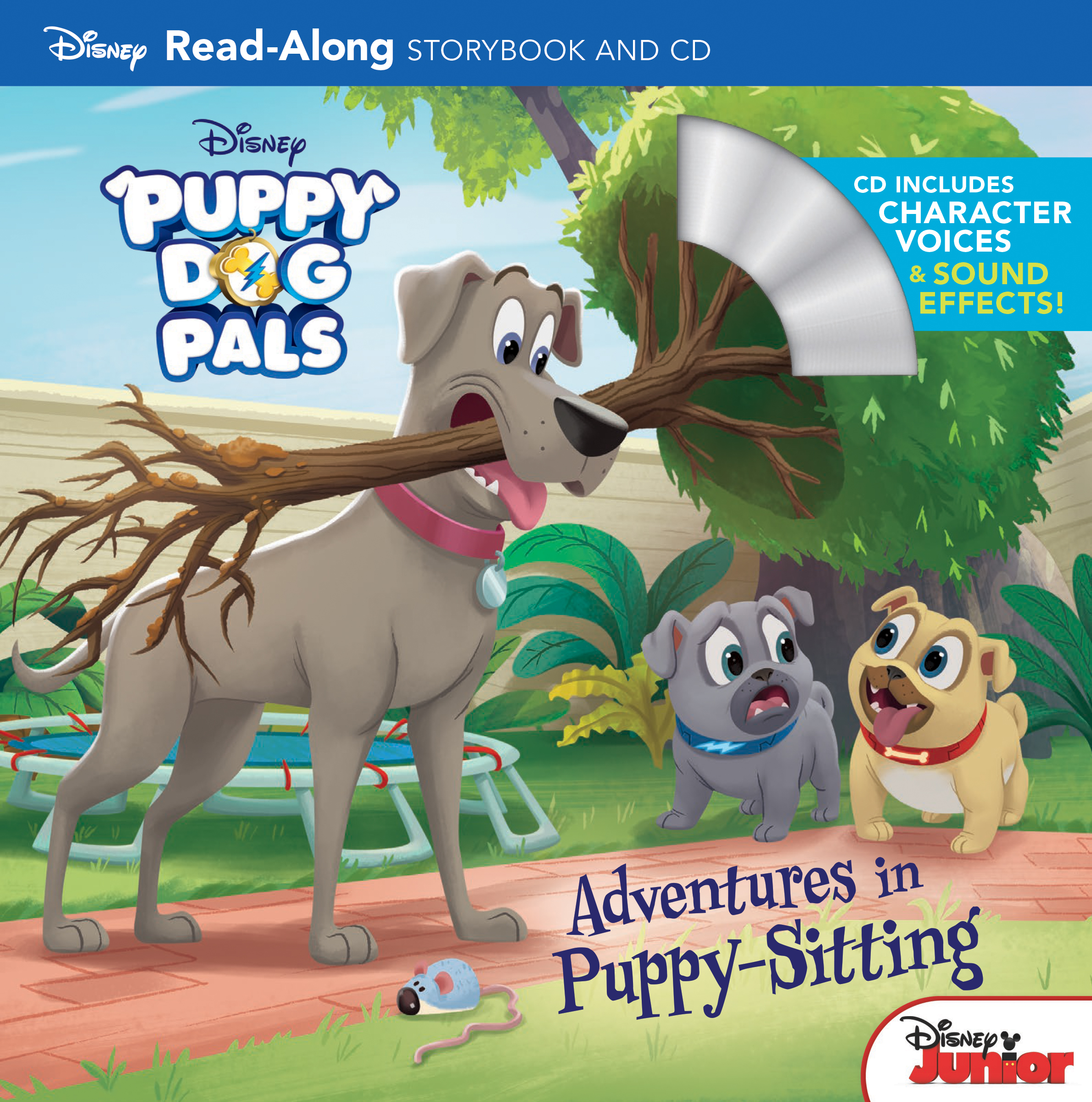 Puppy Dog Pals: Adventures in Puppy-Sitting