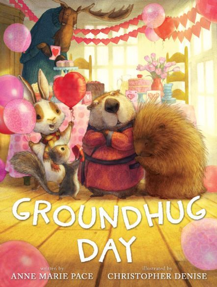 groundhug day by anna marie pace cover