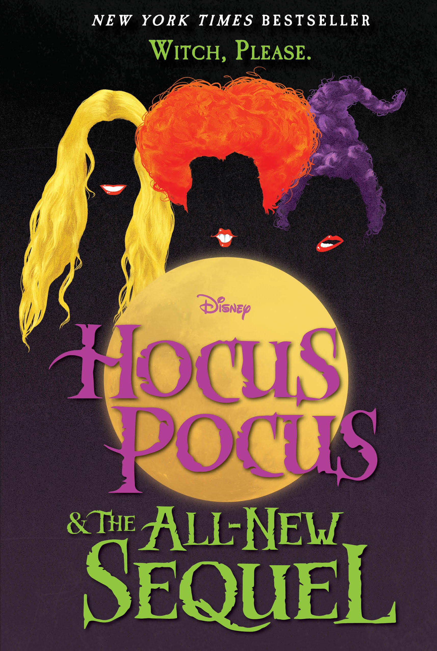 Image result for hocus pocus book cover