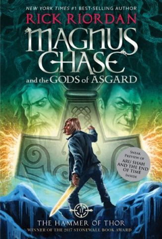 Magnus Chase And The Gods Of Asgard Paperback Boxed Set Disney