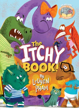 The Itchy Book! cover