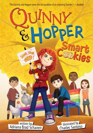 Smart Cookies cover