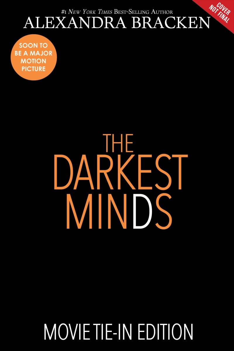 Darkest Minds Tie-In Temp Cover
