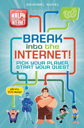 Break Into The Internet cover