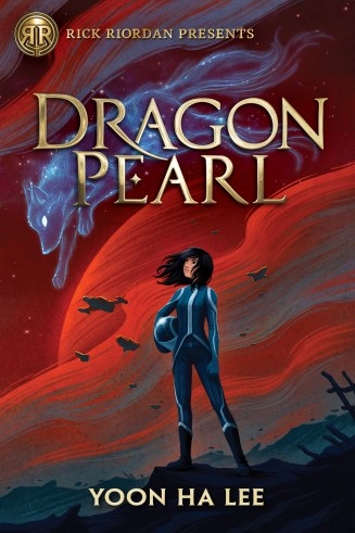 Dragon Pearl Cover