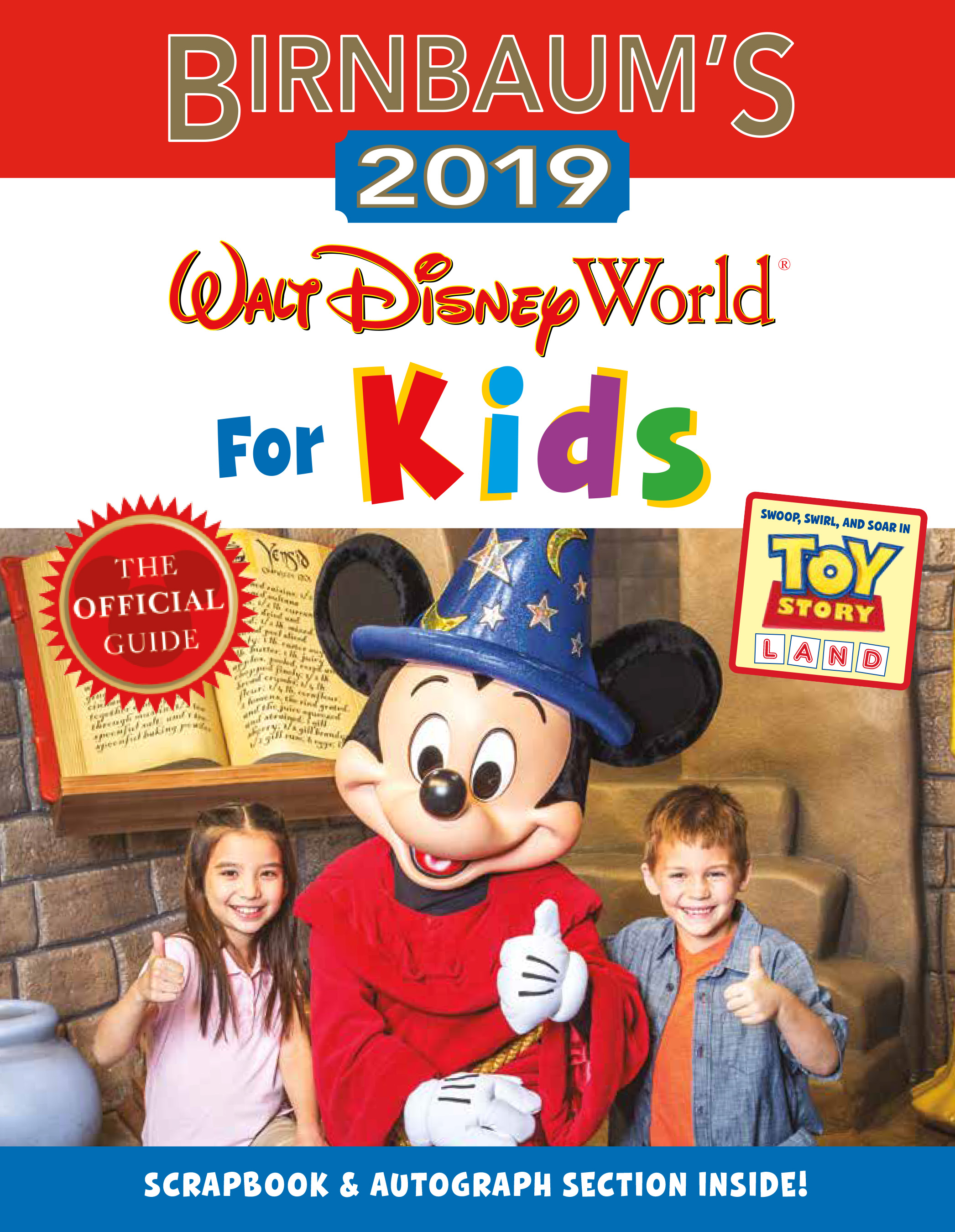 Birnbaum's 2019 Walt Disney World for Kids | Disney Books | Disney