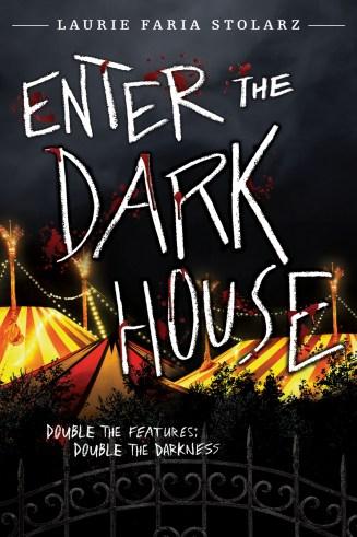 Enter the Dark House cover