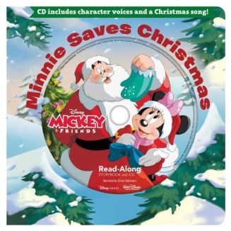 Disney books official site disney publishing worldwide minnie saves christmas fandeluxe Gallery