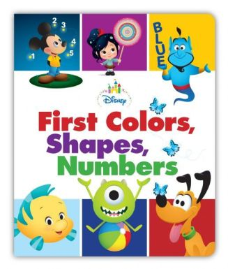 Disney Books for Children Ages 0-2 | Disney Publishing Worldwide