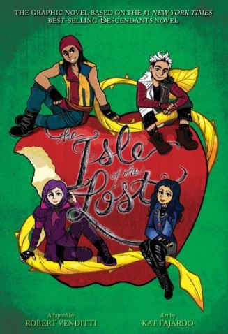 The Isle Of Lost Graphic Novel