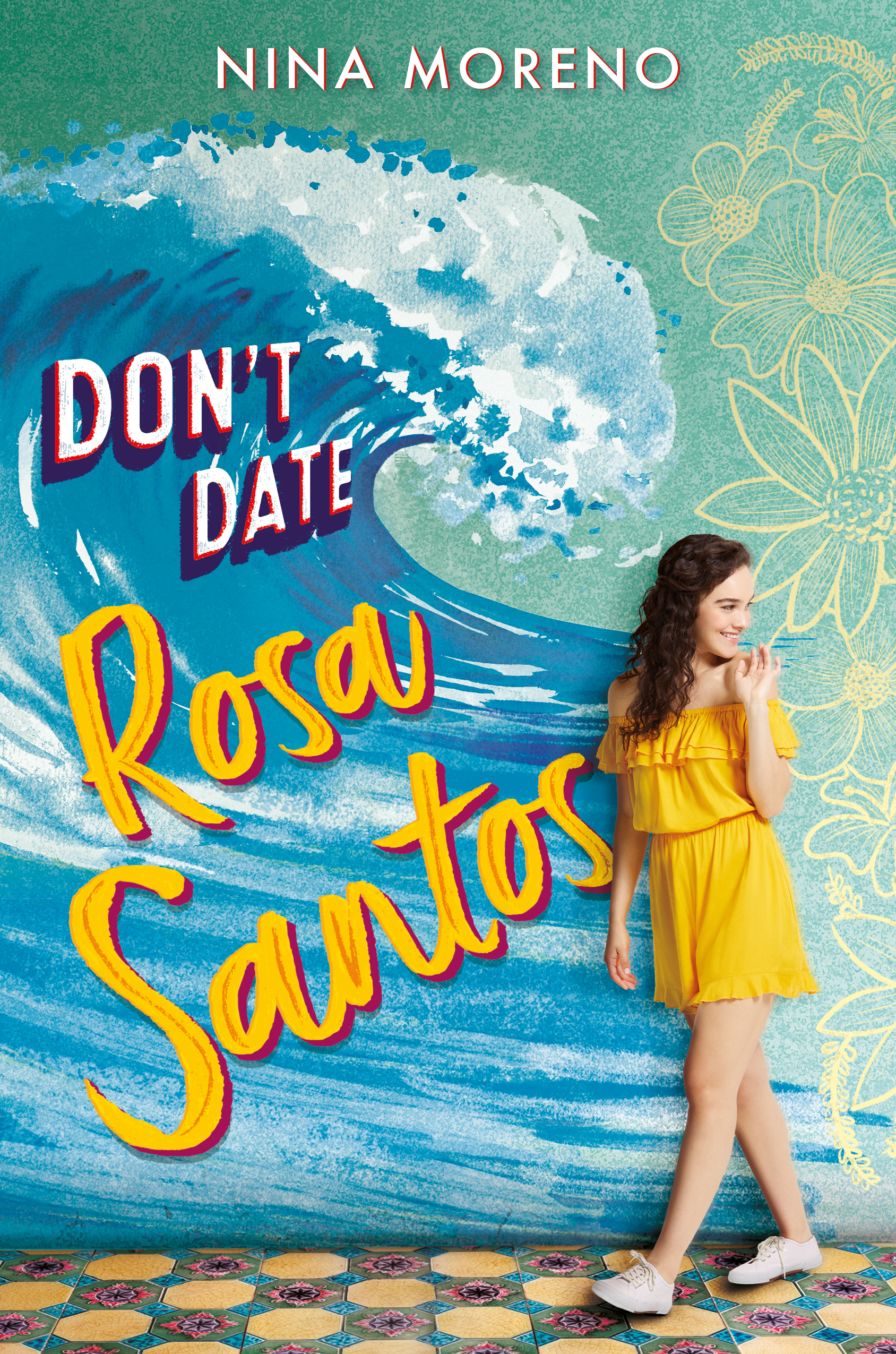 Don't Date Rosa Santos book cover