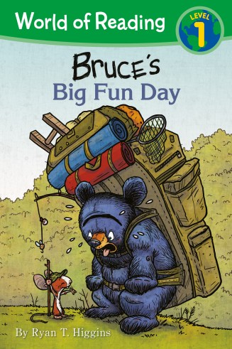 Bruce's Big Fun Day