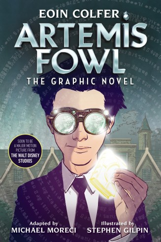Artemis Fowl Graphic Novel