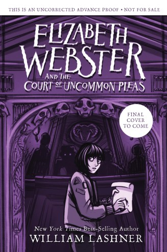Elizabeth Webster and the Court of Uncommon Pleas temp cover