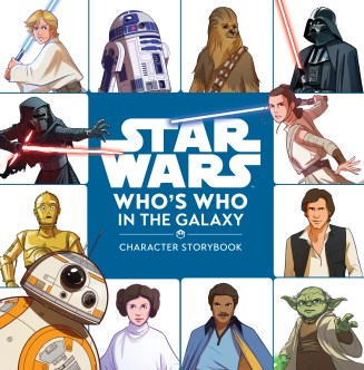 Who's Who in the Galaxy