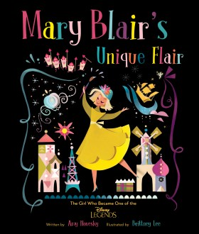 Mary Blair's Unique Flair