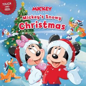 Mickey's Snowy Christmas