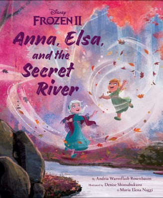 Anna, Elsa, and the Secret River
