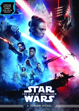 Star Wars The Rise of Skywalker Junior Novel
