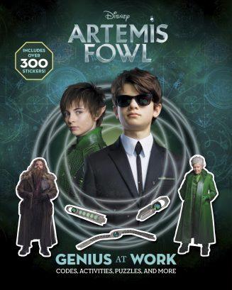 Artemis Fowl: Genius at Work