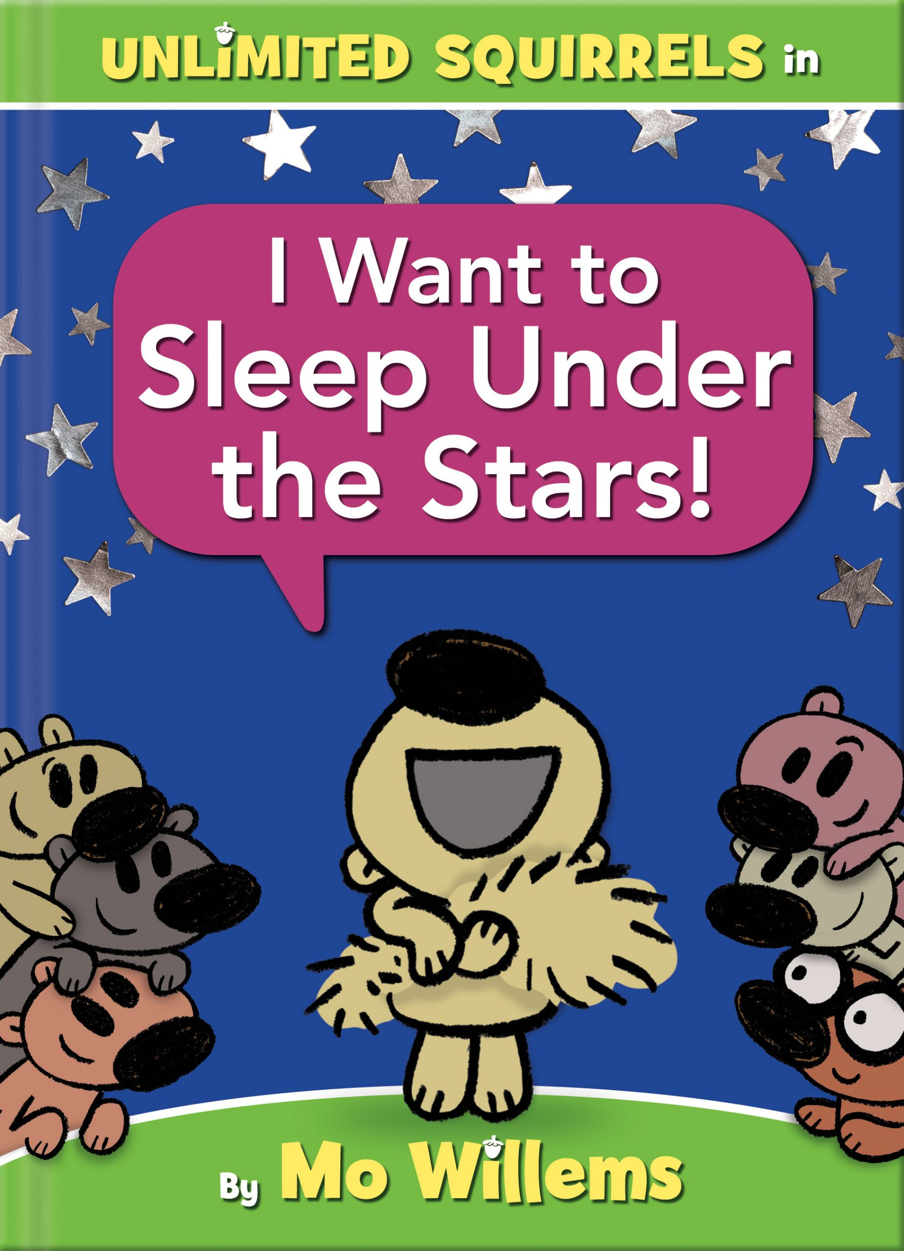 I Want to Sleep Under the Stars! | Disney Books | Disney Publishing  Worldwide