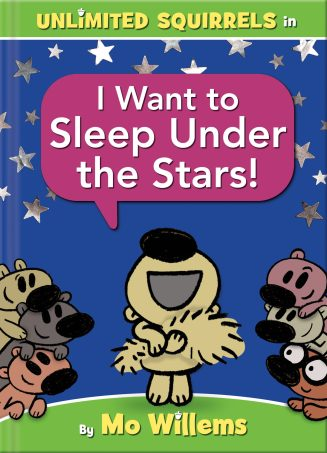 I Want to Sleep Under the Stars!