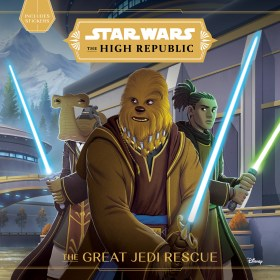 The Great Jedi Rescue