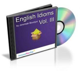 English Idioms Vol. III cover
