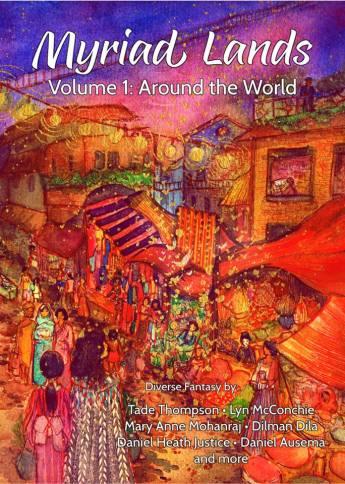 Cover of Myriad Lands v1