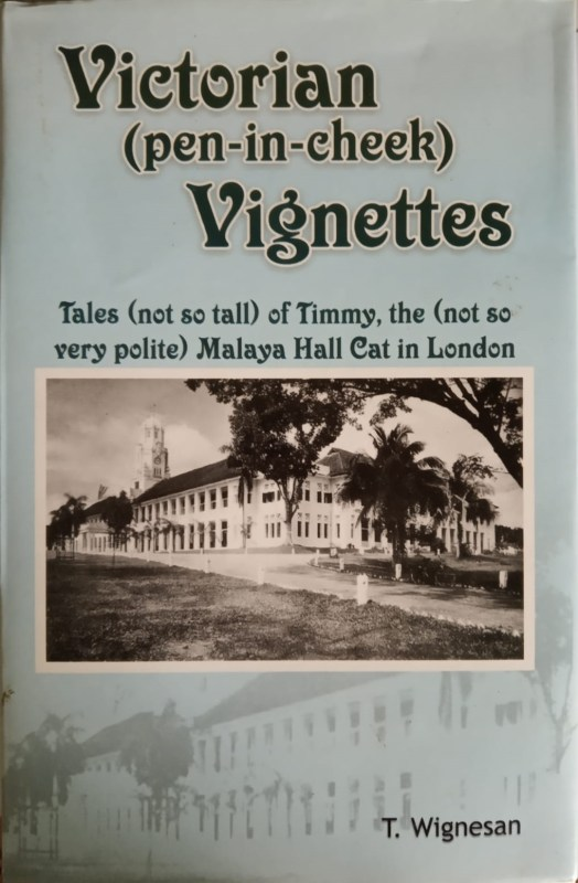 Victorian (pen-in-cheek) Vignettes
