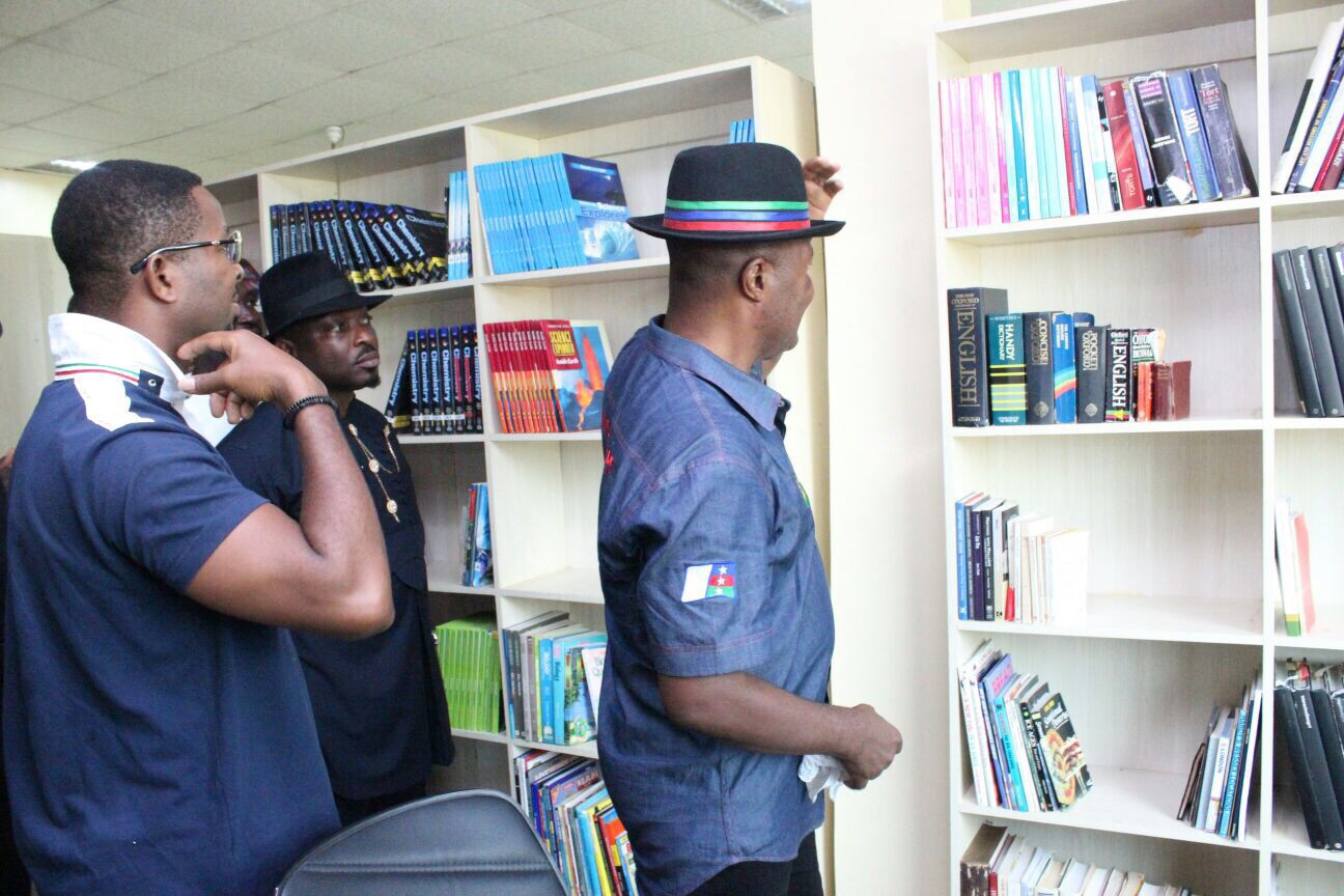 Ijaw Youth Library, Nigeria