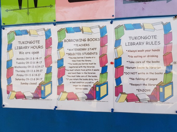 Tukongote library 18