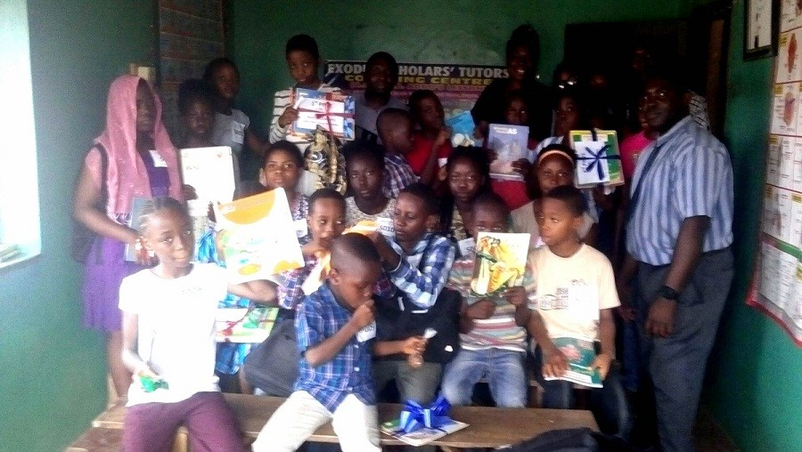 Catch Them Young Spelling Competition, Nigeria