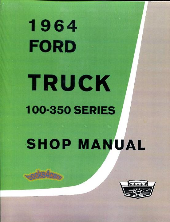 ford truck manuals at books4cars - f100 65 ford econoline wiring diagram