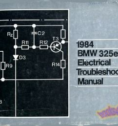84 325e 318i electrical troubleshooting manual by bmw 84 01001467800  [ 1024 x 816 Pixel ]