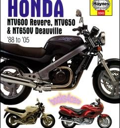 88 2005 honda ntv600 650 revere ntv650 deauville shop service repair manual by haynes 905 3243  [ 793 x 1056 Pixel ]