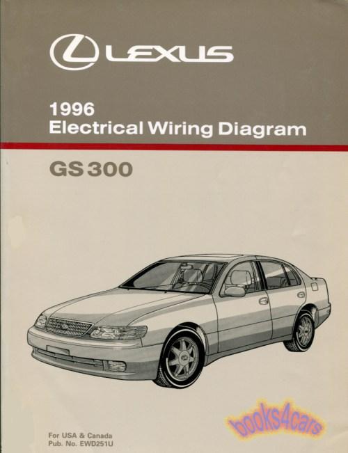 small resolution of lexus gs300 shop service manuals at books4cars rh 1995 es300 owners manual 95 lexus es300 95 lexus es300 wiring diagram