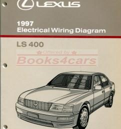 97 ls400 electrical wiring diagram manual by lexus 97 ewd283u  [ 801 x 1039 Pixel ]