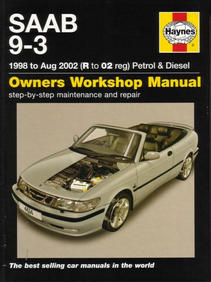 Saab 9 3 Repair Manual Saab 9 3 Engine Saab 9 3 Engine Diagram Saab 9