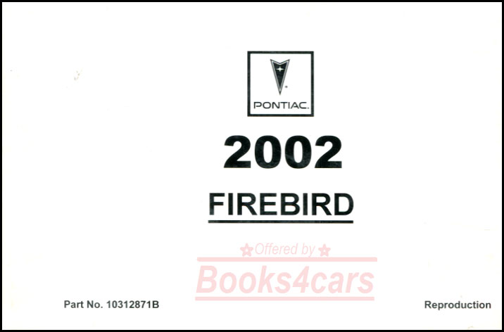 Pontiac Manuals at Books4Cars.com
