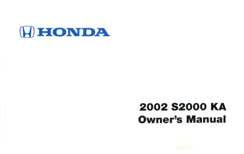 Honda Manuals at Books4Cars.com