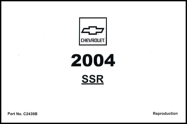 Chevrolet Manuals at Books4Cars.com