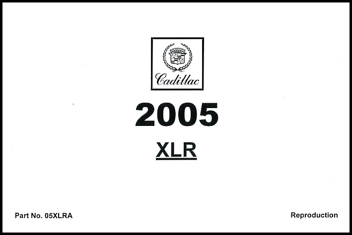 Cadillac XLR Manuals at Books4Cars.com