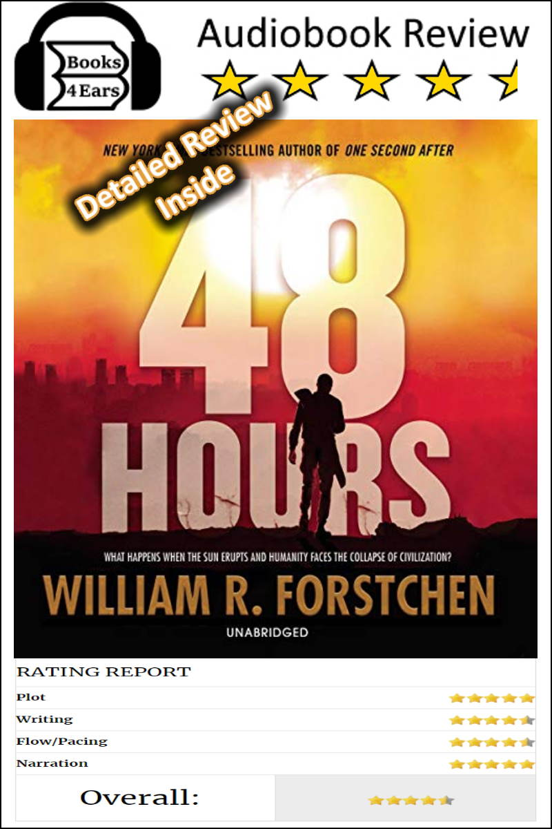 48 Hours - Detailed audiobook review and complete book character list. via @Books4Ears