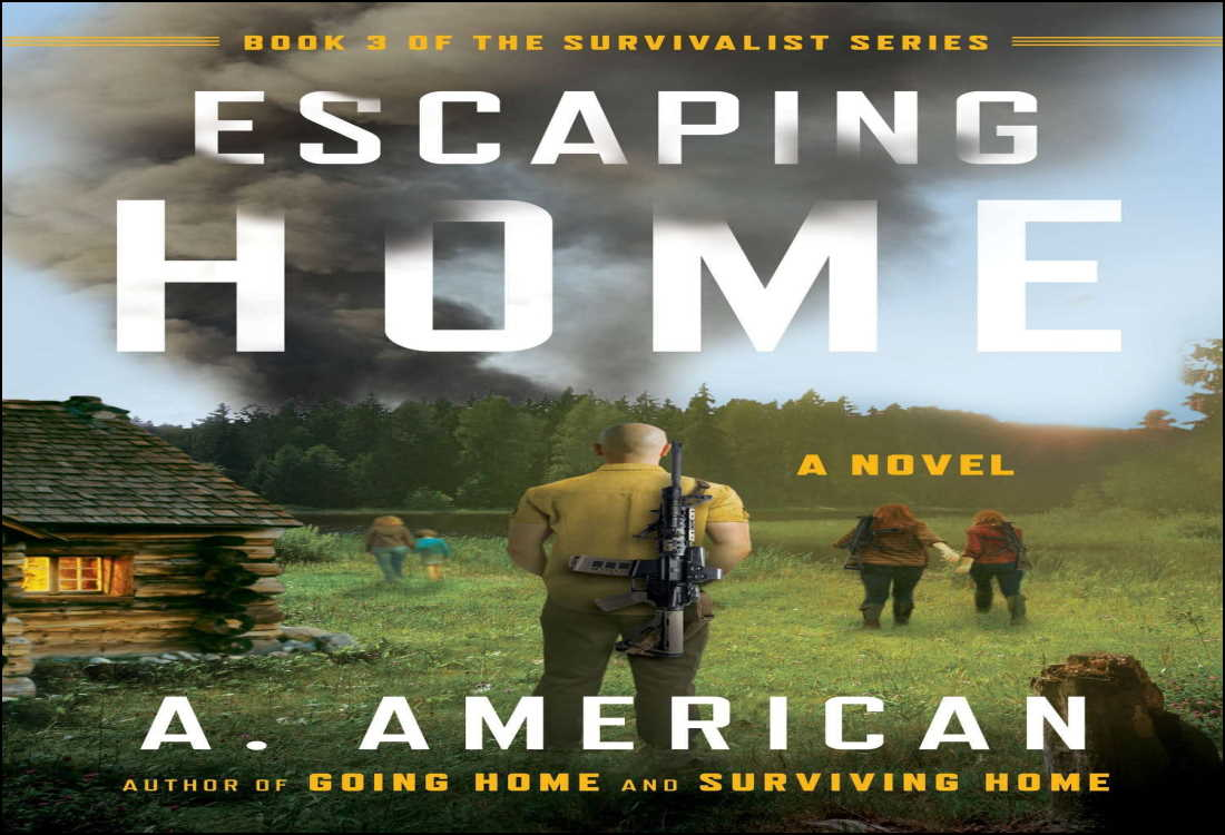 Escaping Home – Audiobook Review via @Books4Ears