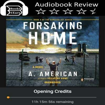 Forsaking Home – Audiobook Review