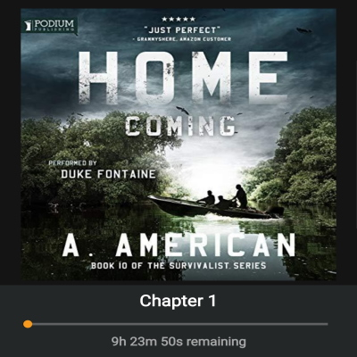 Home Coming – Audiobook Review