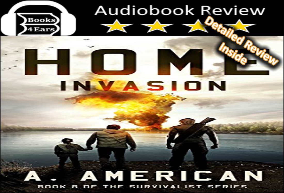 Home Invasion – Audiobook Review