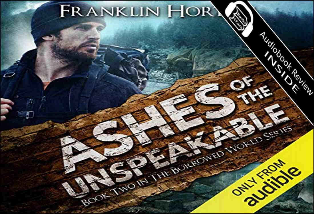 Ashes of the Unspeakable – Audiobook Review